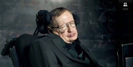 Stephen Hawking: In 50 years, we'll be living on the moon | Multiverse | Scoop.it