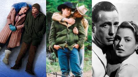 Las 100 mejores películas románticas de todos los tiempos | cine | Scoop.it