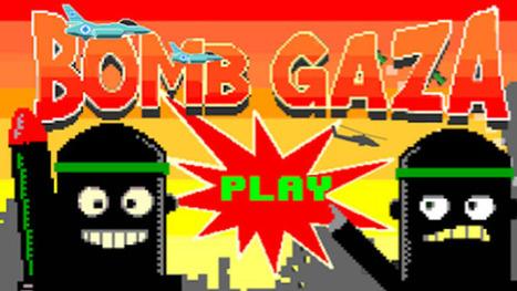 Google éjecte des jeux proposant de bombarder Gaza | Libertés Numériques | Scoop.it