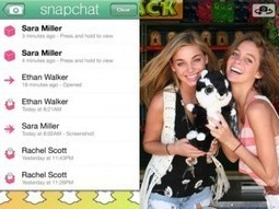 Deleted 'Sexting' Photos On Snapchat Once Again Viewable ... | I Phone apps | Scoop.it