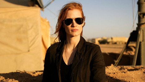 Final 'Zero Dark Thirty' trailer: Jessica Chastain's Maya is the toughest ... - Yahoo's The Projector (blog) | Dec.21.2012 | Scoop.it