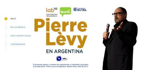 Micrositio: Pierre Lévy en Argentina   TIC, Filosofía y Educación   Scoop.it