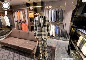 Luxury : Gucci takes consumers inside Milan flagship via Google Maps   Shopping expérience   Scoop.it