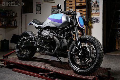 BMW R nineT by Urban Motor | Cafe Racers | Scoop.it