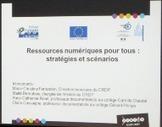 Ressources Numériques Pédagogie - Le Projet | Fatioua Veille Documentaire | Scoop.it