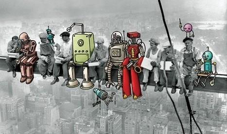 Columna: ¿Cuáles serán los empleos tecnológicos del futuro? | A New Society, a new education! | Scoop.it
