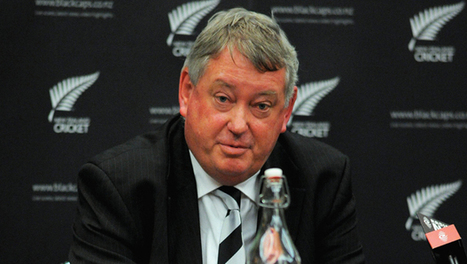 NZ Cricket board apologises to Taylor | Business of Sport | Scoop.it
