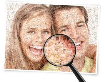 EasyMoza.com - crear un mosaico de fotos en línea de manera gratuita. | Tools, Tech and education | Scoop.it