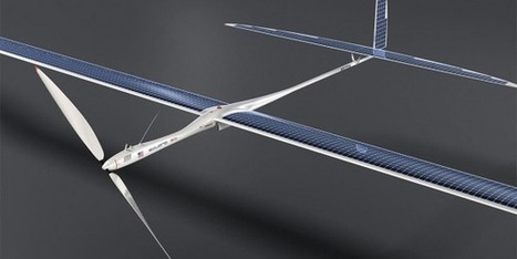 Google rachète le constructeur de drones solaires Titan Aerospace - La Tribune.fr | Drones et perspectives | Scoop.it