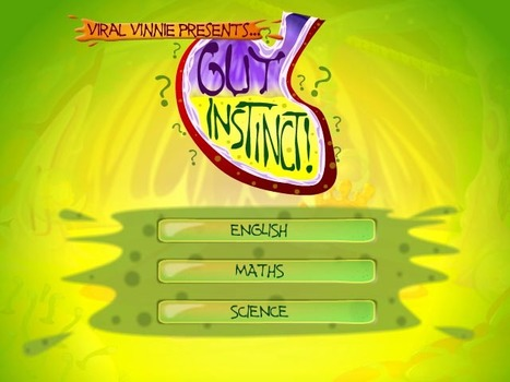 BBC - Bitesize KS2 - Games - Viral Vinnie   Class 6   Scoop.it