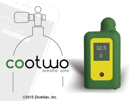 cootwo: CO and O2 dual-gas analyzer for SCUBA divers. | ScubaObsessed | Scoop.it