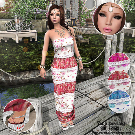 !Soul+.::WoW Skins::.+Pink Acid+~Tableau Vivant~+{kokoia}+.Olive. (Group Gift+Events+New) | CHICS & FASHION | Scoop.it