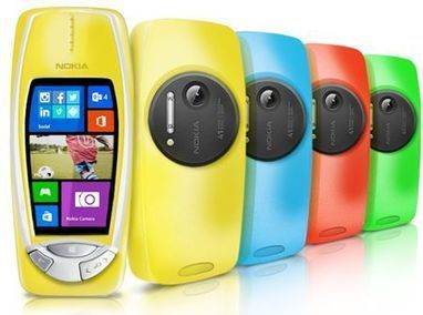 Nokia 3310 upgraded with 41MP PureView Camera | Tech Gadgetry | Scoop.it