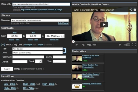 Convert and Download Any Video Clip From YouTube or Vimeo with Dirpy | John Dewey | Scoop.it