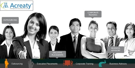 Human Resource Outsourcing India   Business Consultancy Firms India   Management Consultant   Scoop.it