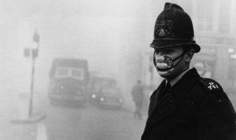 Return of the KILLER SMOG: Worst pollution in 60 YEARS to strike Britain TOMORROW | Breaking Environmental News | Scoop.it