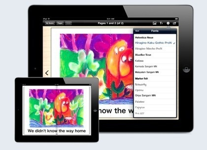 If iBooks Author Is Overkill For Your Simple eBook Project, Try Book Creator For iOS Instead [Review] | Cult of Mac | iPad & Literacy | Scoop.it