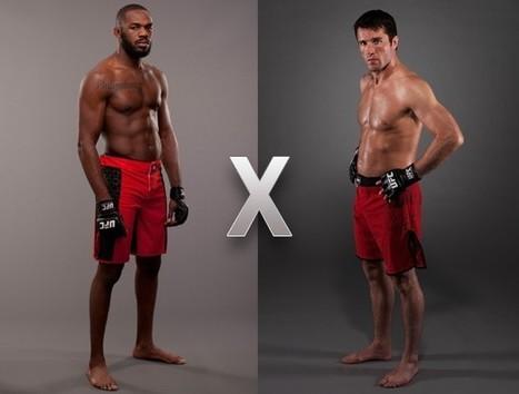 Jon Jones e Sonnen serão técnicosdo TUF e lutarão em abril de 2013 | O Corpo humano em movimento | Scoop.it