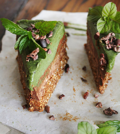 Yes, This is for REAL! 10 Low Fat, Low Sugar, Raw Vegan Desserts | Healthy Living Lifestyle | Scoop.it
