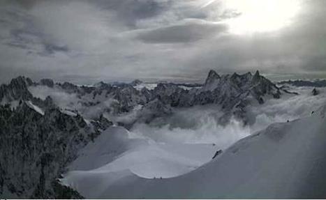 Avec le froid, la neige est de retour | Pyrénées | Scoop.it