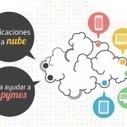 Infografía: Aplicaciones en la nube para ayudar a tu pyme | Mercadotecnia | Scoop.it