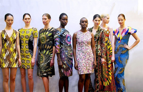 MORSI: EREDAPPA FEATURED IN VOGUE ITALIA | Black Fashion Designers | Scoop.it
