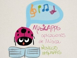 Apps de Música - PROYECTO #GUAPPIS | TIC, Música y Educación | Scoop.it