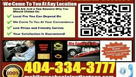 Mobile BMW Mechanic Atlanta Auto Car Repair Service | Car Review Video and Service | Scoop.it
