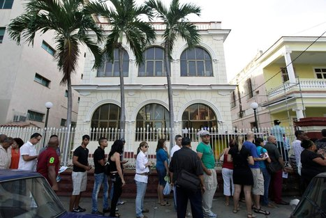 New Rules Allow Cubans to Keep Residency Amid Travel   Southmoore AP Human Geography   Scoop.it