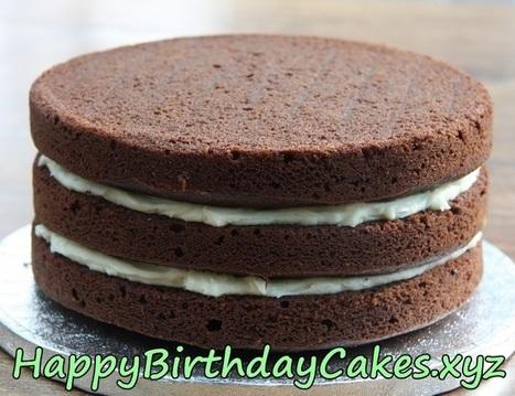 How to Make a Sponge Birthday Cake | MyTube.Pk - Videos tube | Scoop.it