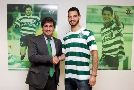Talent Spy — Sporting Portugal has signed Slavchev | Bola e craques | Scoop.it