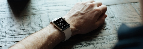 How the Apple Watch, Fitbit and Other Wearables Are Transforming the Workplace | Daring Ed Tech | Scoop.it