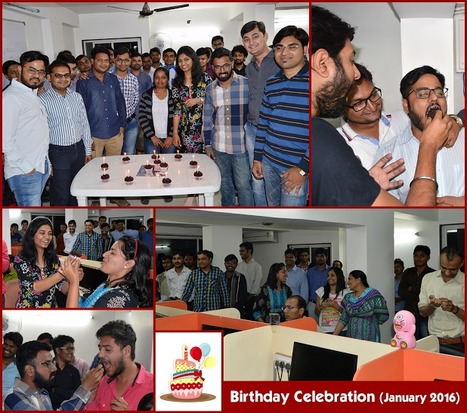 Birthday Celebration - January 2016 at TOPS Technologies Pvt Ltd | IT Traininig | Scoop.it