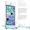 Ces gens qui ont cru qu'iOS 7 rendait leur iPhone waterproof…   Geeks   Scoop.it