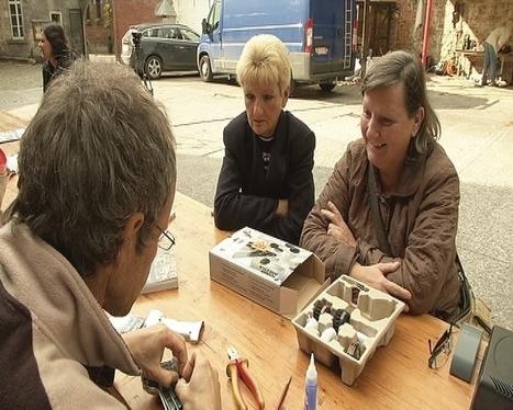 Soignies: repair - café ANTENNE CENTRE TELEVISION | Repair Café - Revue de presse | Scoop.it