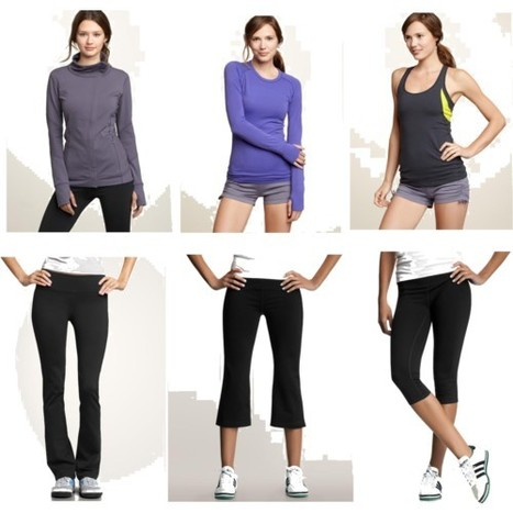 Gap Fit | a fashion moment | Scoop.it