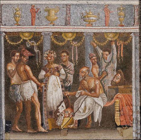 ANCIENT ROMAN CULTURE AND MUSIC | La Música en el Medioevo | Scoop.it