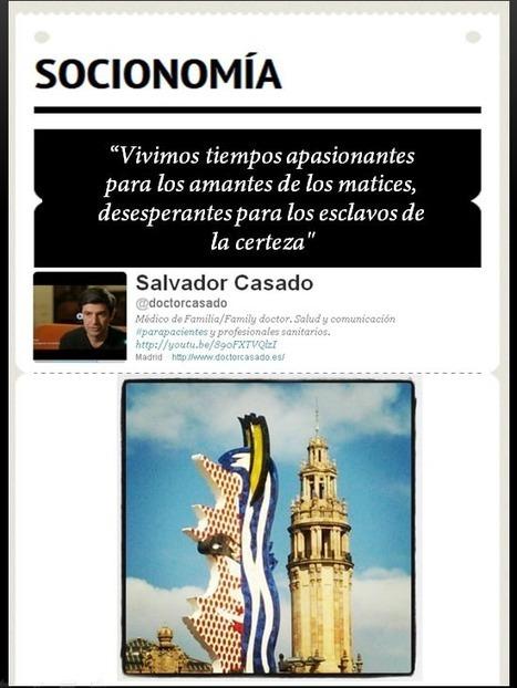 La consulta del doctor Casado: #Socionomía, mas que un libro una forma de entender | Antonio Galvez | Scoop.it
