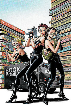 20 heroic librarians who save the world | Library Corner | Scoop.it