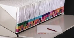 Color-Coded Filing Systems: Reduce Down Time and Increase ROI - Part 1   OnRecord   Records Management Blog   Librarianship News   Scoop.it