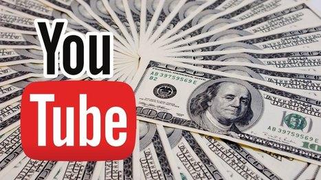 YouTube : mise à jour des règles à respecter pour monétiser une vidéo | Social Media Curation par Mon Habitat Web | Scoop.it