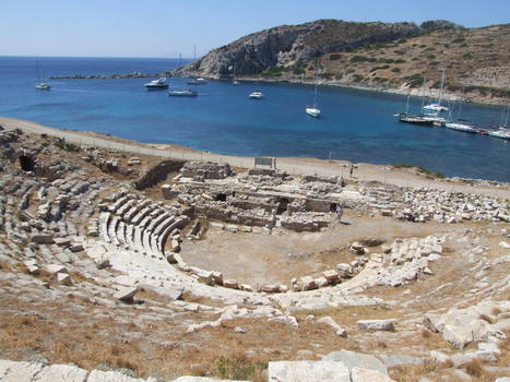 Knidos Is A Must See on a Gulet Cruise Turkey Holiday | Icmeler, Marmaris, Mugla,Turkey | Scoop.it