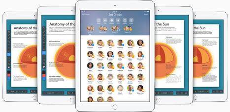 Avec iOS 9.3, l'iPad fait un pas de plus dans le monde de l'éducation | eLearning related topics | Scoop.it