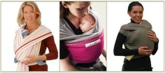 Echarpes de portage bébé : trois marques testées | Puériculture Bébé | Scoop.it