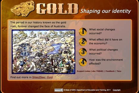 Gold - Shaping our identity | Gold Dust | Scoop.it