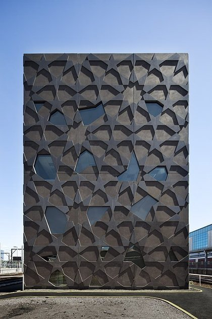 The Yardmaster's Building by McBride Charles Ryan | City Camp - Architecture | Scoop.it