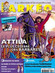 Arkéo Junior, n° 227 | Revue de presse au CDI de Jeanne d'Arc à Saint Maur des Fossés | Scoop.it