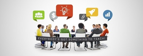 Everybody's Got Something To Teach...!!! - Learnnovators | Learnobytes | Scoop.it