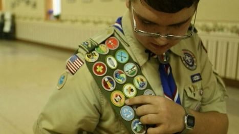 Meet the Boy Scout with all 134 merit badges | KFOR.com | Badges | Scoop.it