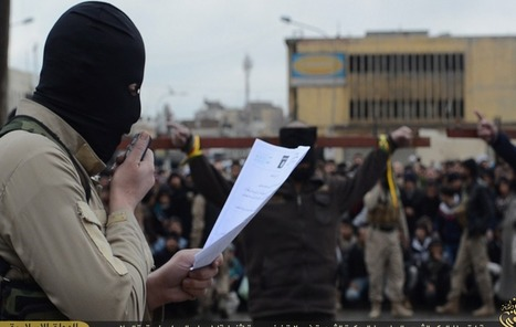 ISIS Crucifies 3 Brothers in Libya After One Was Accused of Supporting Gov't   Saif al Islam   Scoop.it